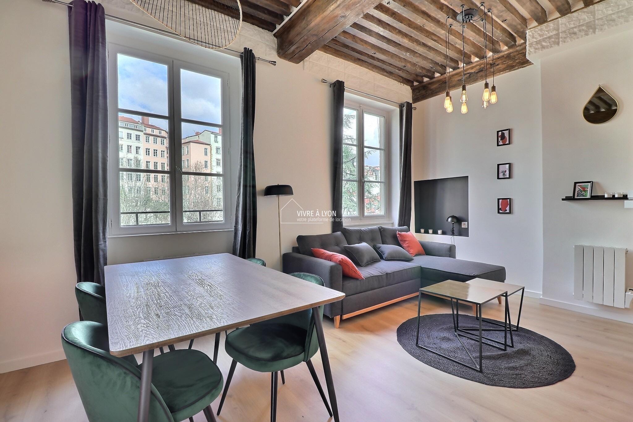 location appartement lyon
